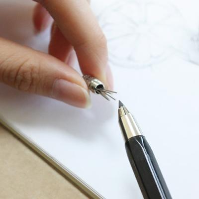 KOH-I-NOOR _sharp pencil set_black