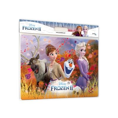 겨울왕국2 판퍼즐 행복한하루 80조각C7189