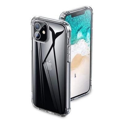 아이폰 12 mini 아이스핏 TPU 투명 케이스