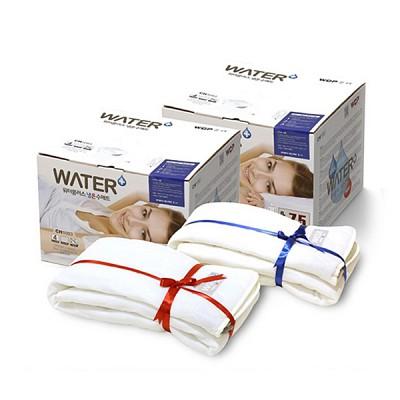 젠코사 워터플러스 사계절 냉수 겸용 온수매트(트윈) WCP-Twin75