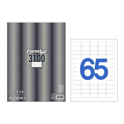폼텍 바코드용 라벨/LQ-3100