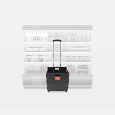 툴콘 쇼핑카트 슬라이딩방식(TC-35KN)