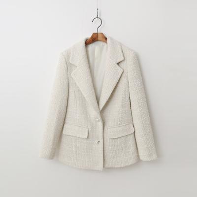 Tweed Pearl Jacket
