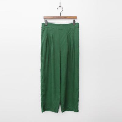 Cotton Semi Baggy Pants - 9부