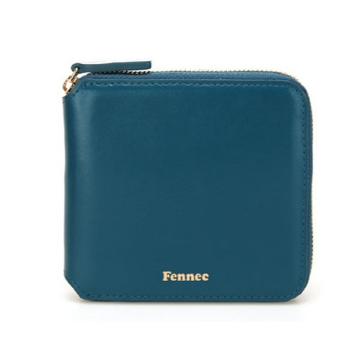 Fennec Zipper Wallet 지퍼 월렛 020 Sea Green