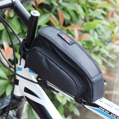 울프플라이 싱글백 자전거가방