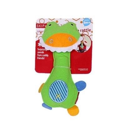 펫투유 우쭈쭈 삑삑이 봉제 인형 장난감 1개 개구리