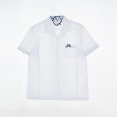 [교복아울렛] 남자 하복 와이셔츠 (광주고)