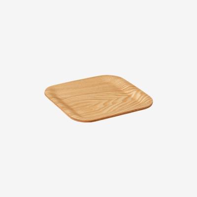 [킨토] 논슬립 트레이 160x160mm (버드나무)