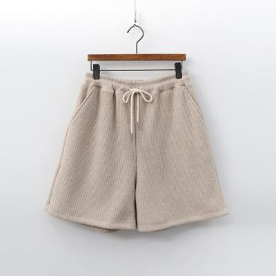Bermuda Knit Shorts