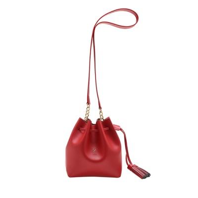 OZ Bucket Bag S Scarlet Red(Grey)