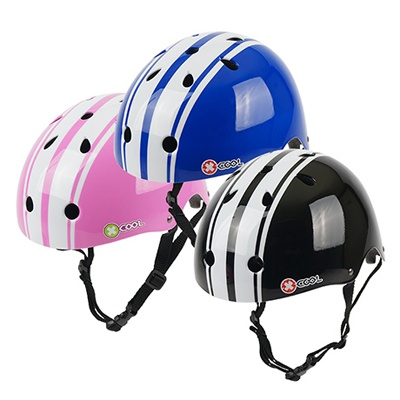 쿨 어반 스타일 유아 아동 어린이 헬멧 : 유니크