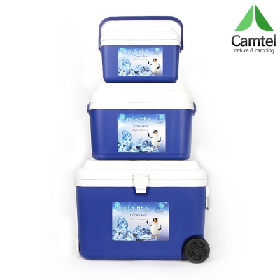 캠텔 AS5000SET 아이스박스 3종세트 50L+22L+8L(블루)