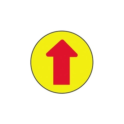 [아트사인] 에폭시화살표표지판 (1407) [개/1] 90597