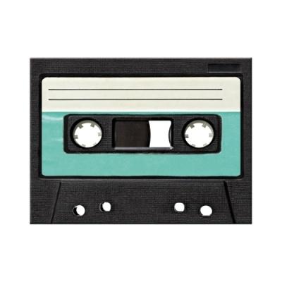 노스텔직아트[14293] Retro Cassette