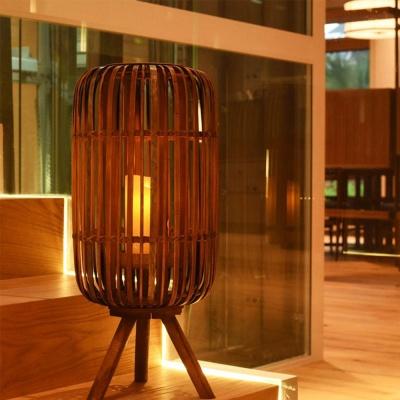 클래식 BAMBOO 인테리어 조명 무드등+LED촛불