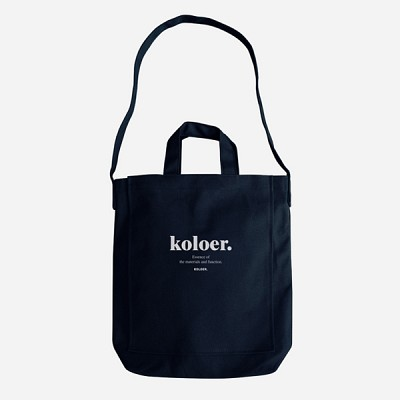 Layer bag(M)-Navy