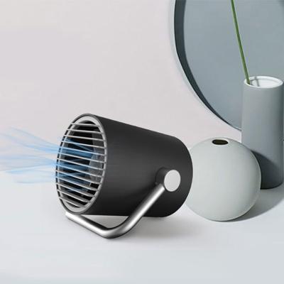 더블스톰 터치형 탁상용 미니 선풍기 에어서큘레이터