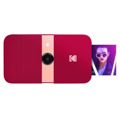 코닥 스마일 디지털 즉석카메라 - 레드