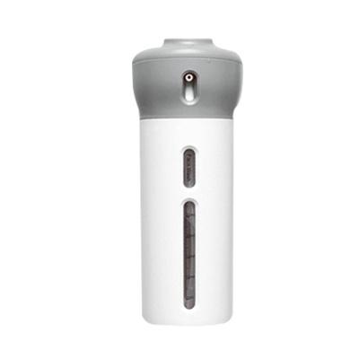 4in1 회전형 공병보틀 화장품 욕실용품 디스펜서