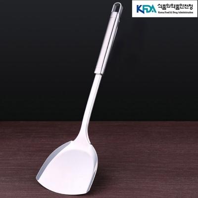 [쿠킹스]유광 스텐 주걱(35x9.5cm)