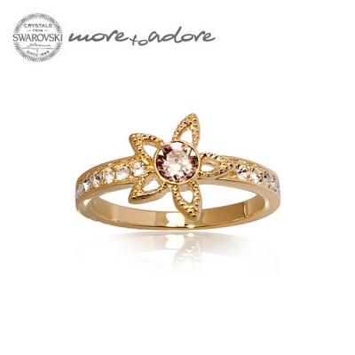 [모어투어도어] moretoadore Figurative Flower Ring 반지 ( 5065597 / 5065596 / 5065595 )