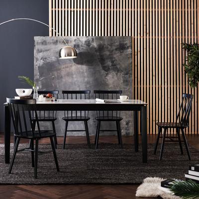 [채우리] 테르 이태리 세라믹 6인식탁세트(의자)