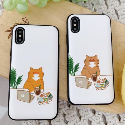 고양이식당 cafe 카드케이스