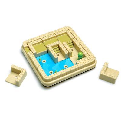맥킨더 보드게임 스마트 악어의 정원 퍼즐