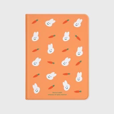 Rabbit carrot-orange(아이패드-커버)