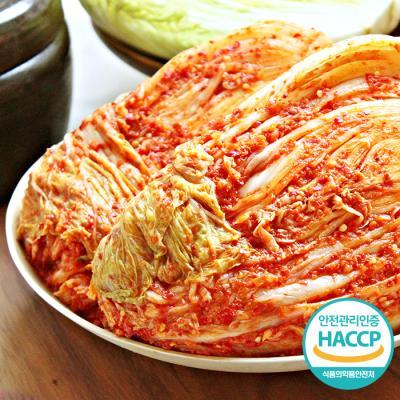 [HACCP] 한옹 포기김치 5kg