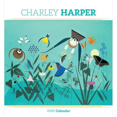 2020 캘린더 Charley Harper