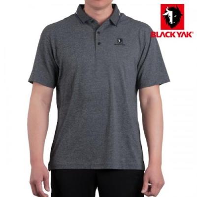 [블랙야크] H-모리셔스 반팔 카라 티셔츠