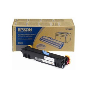 엡손(EPSON) 토너 C13S050522 / Black / AcuLaser M1200 Return Toner / (1.8K)
