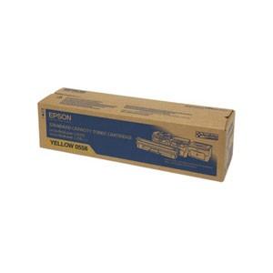 엡손(EPSON) 토너 C13S050558 / Yellow / AcuLaser CX16 , AcuLaser 16NF , AcuLaser C1600 T/N / (1.6K)