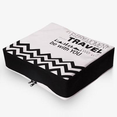 [던디]여행용 파우치 의류팩 (대) - 노르딕