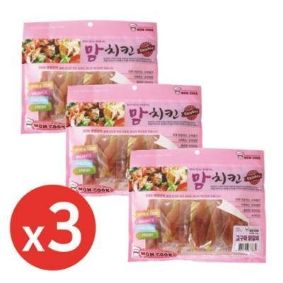 맘쿡(300g) 고구마닭갈비 x3개 강아지간식