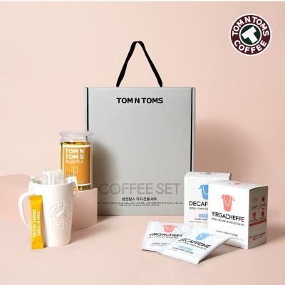 탐앤탐스 커피 선물세트
