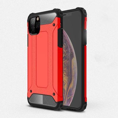 P144 아이폰11프로 파워 범퍼 하드 케이스