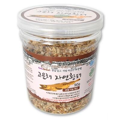 고운채 자연황태 90g (건강한 관절)