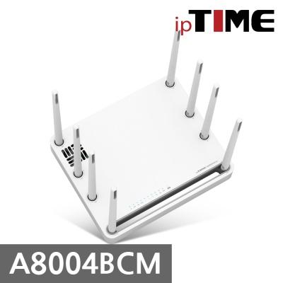 (아이피타임) ipTIME AX8004BCM 유무선공유기