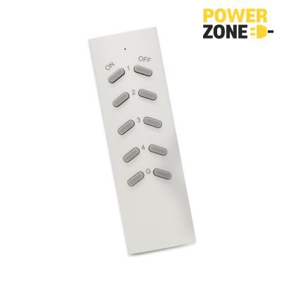 파워존 리모트멀티탭 콘센트전용 스틱리모컨