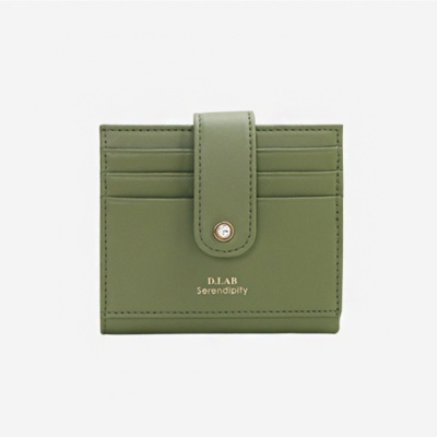 (탄생석지갑) Fiore Half Wallet - Green
