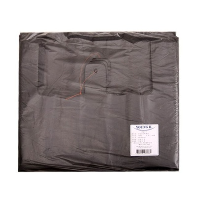 비닐쇼핑백 비닐봉투 봉지 소 28x33cm 100매