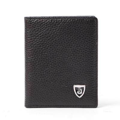 브리튼 가죽 지갑(블랙)