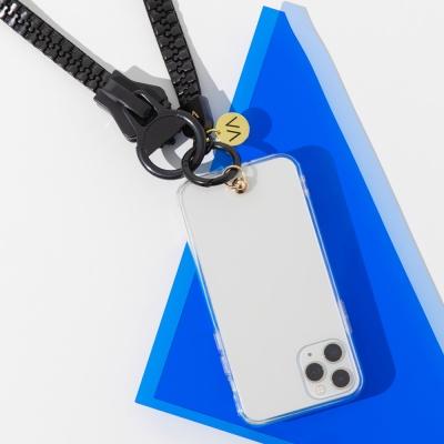 반디 스트랩 폰 케이스 빅지퍼 VS-Z02 아이폰 갤럭시
