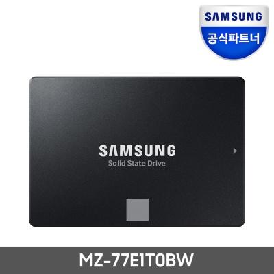 삼성전자 870 EVO SATA SSD 1TB MZ-77E1T0BW