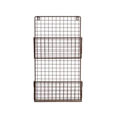 [Garden Trading]Farringdon Wirework Magazine Rack Charcoal MRCO02 와이어 잡지렉