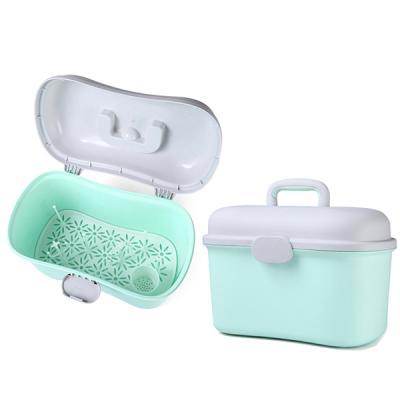 [무료배송][베이비캠프]젖병 건조대 겸용 보관함