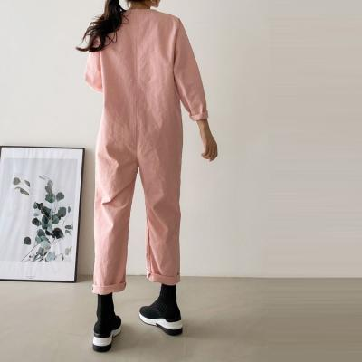 Standard Cotton Jumpsuit